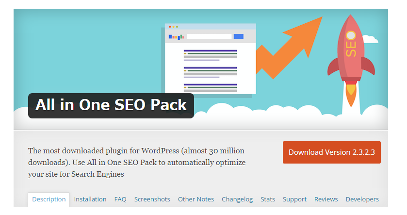 All in One SEO Pack — WordPress Plugins