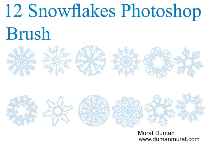 free-snowflakes-photoshop-brush-photoshop-brushes