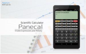 関数電卓Panecal