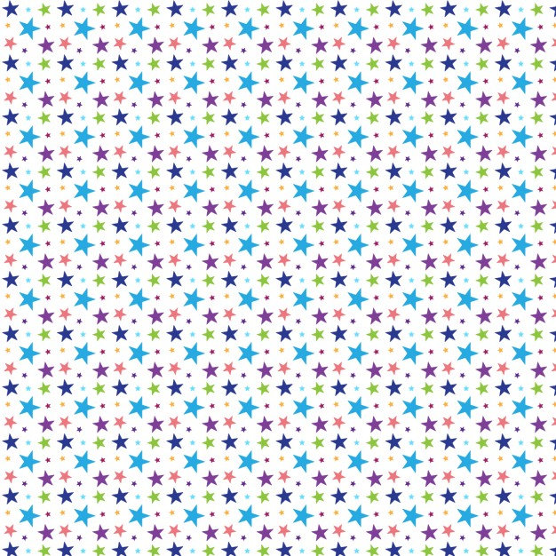 coloured-stars-pattern-design_1061-331