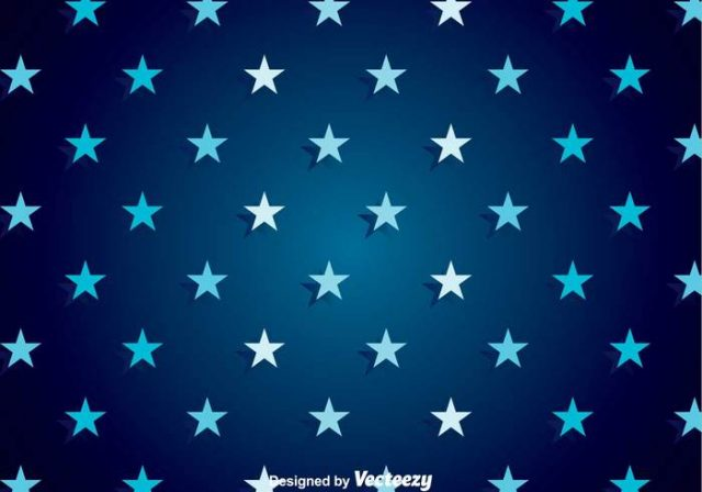 dark-blue-star-background-vector