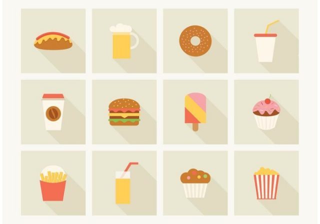 free-fast-food-vector-icons