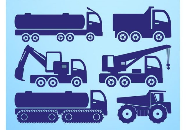 heavy-vehicles-graphics-vector
