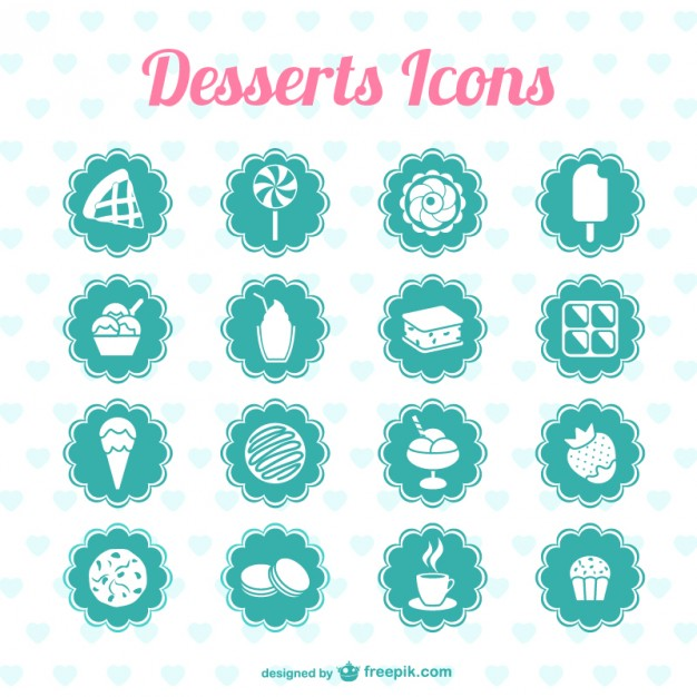 turquoise-desserts-icons_23-2147494329
