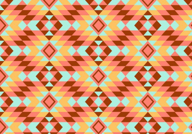 vector-geometric-kilim-pattern-background