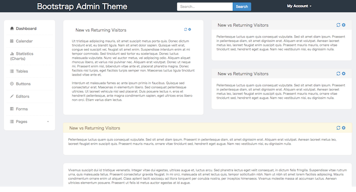 Bootstrap_Admin_Theme_3