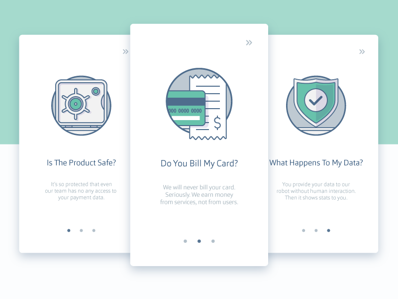 Onboarding Illustrations By Ramotion
