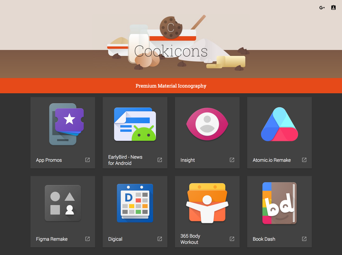 Cookicons By cookicons