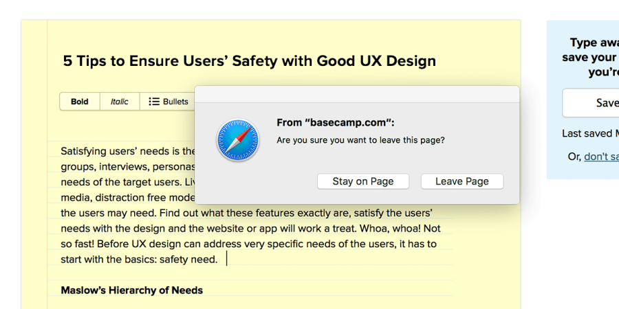 user-safety-alert-message-basecamp