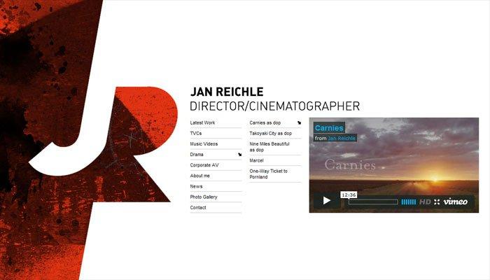 Jan Reichleの「ドラマ」メニュー