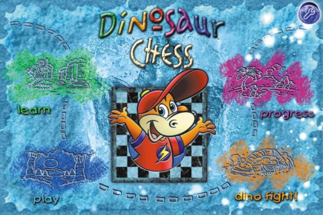 図5.4:Dinosaur Chessは多くの学習の機会を提供しています。