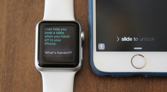 Apple Watchの「Handoff」 (情報元:iMore)