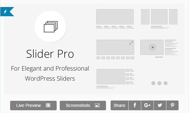 Slider Pro   Responsive WordPress Slider Plugin   WordPress