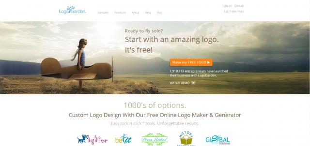 http://www.logogarden.com/