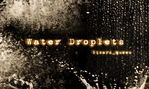 27-Water-Dropplets-Brush