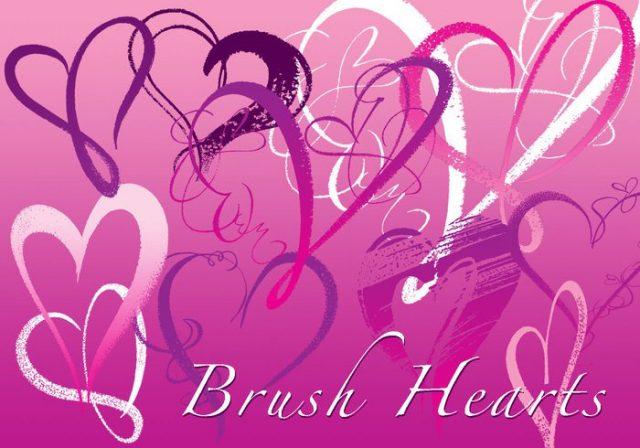 brush-hearts-photoshop-brushes