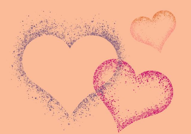 spatter-hearts-photoshop-brushes