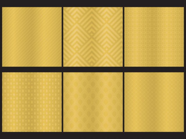 Gold-Patterns