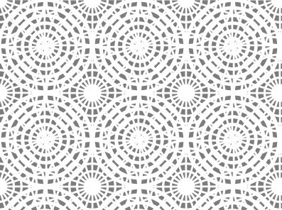Intricate lace