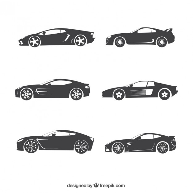 car-silhouettes-collection_23-2147518010