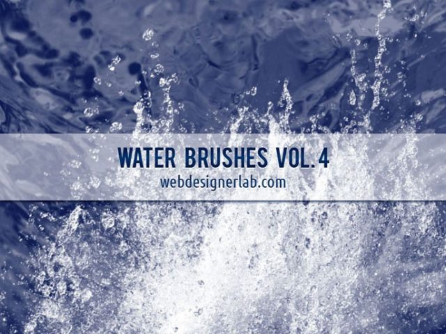 high-resolution-water-brushes