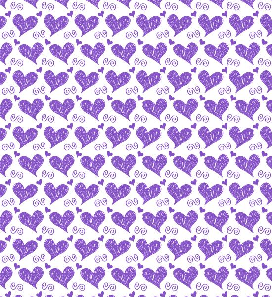 purpleheartpattern_thumb