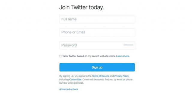 usability-guidelines-registration-form-twitter