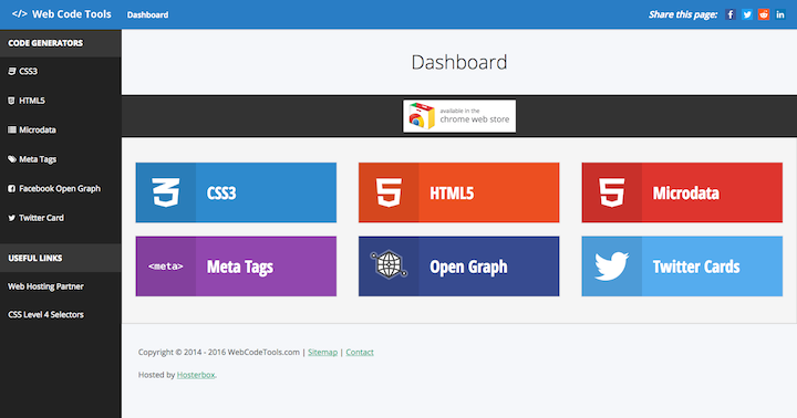webcodetools
